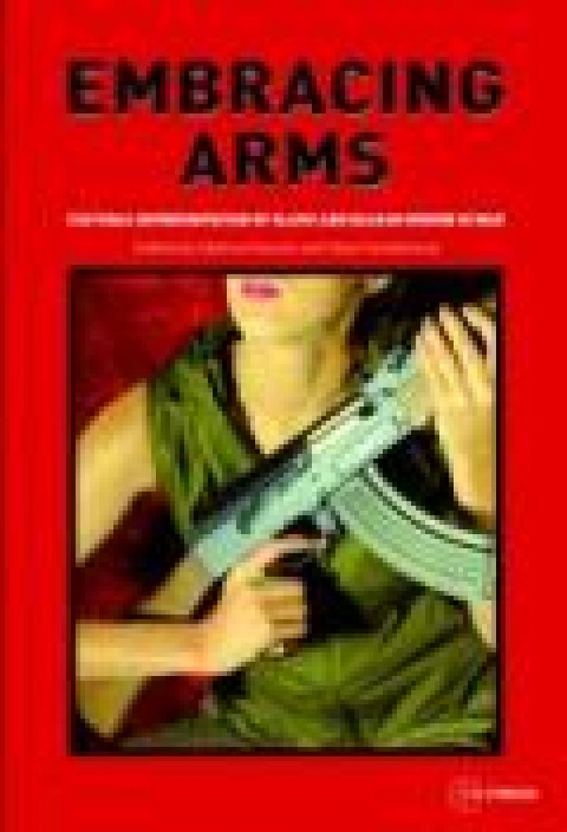 Embracing Arms book cover