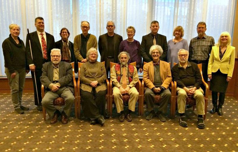 Naylor Lecturers Gathered for 20th Anniversary Symposium